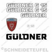 Güldner G 15 weiss