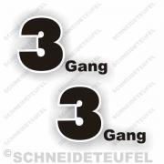 Kreidler Mofa 3 Gang Set