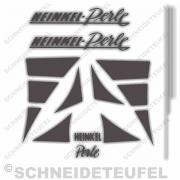 Heinkel Perle anthrazith metallic
