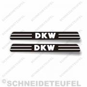 DKW Mofa Tankaufkleber Set