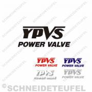 YPVS Power Value Aufkleber Yamaha