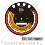 Hürlimann Traktormeter Folie
