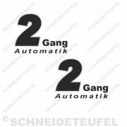 Kreidler Mofa 2 Gang Automatik Set