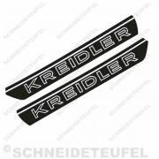 Kreidler LF -  RMC Tankaufkleber Aufkleberset