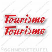 Rixe Tourismo Tankaufkleber