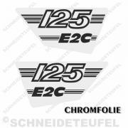 Malanca 125 E2C Chrom